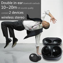 New 4.2 Version fitness stereos earphone bluetooth hands free