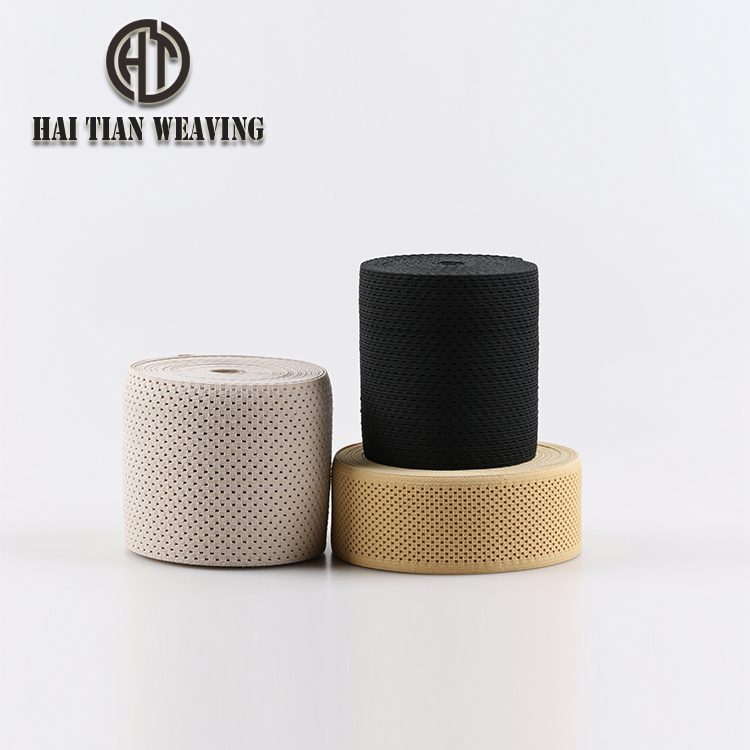 10cm wide mesh elastic band