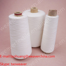 100 core spun polyester yarn for sewing thread