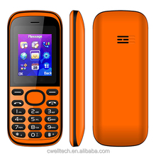 Unlocked 1.8 inch dual sim mobile phones without camera