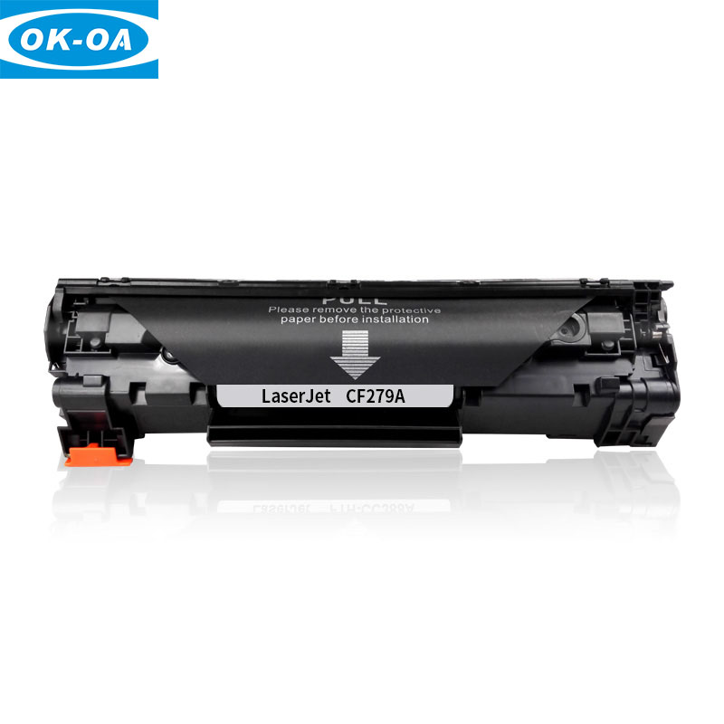 Warranty 12 Months Compatible Wholesale Toner Cartridge CF279 for HP Pro M12W M26NW M26A M12A