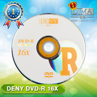 cheap sale 16x Blank dvd in china