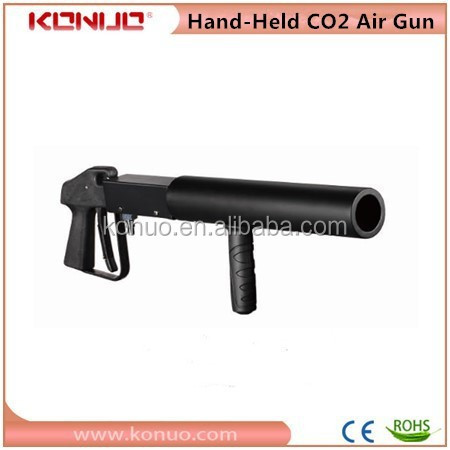DJ equipment stage effect co2 gun
