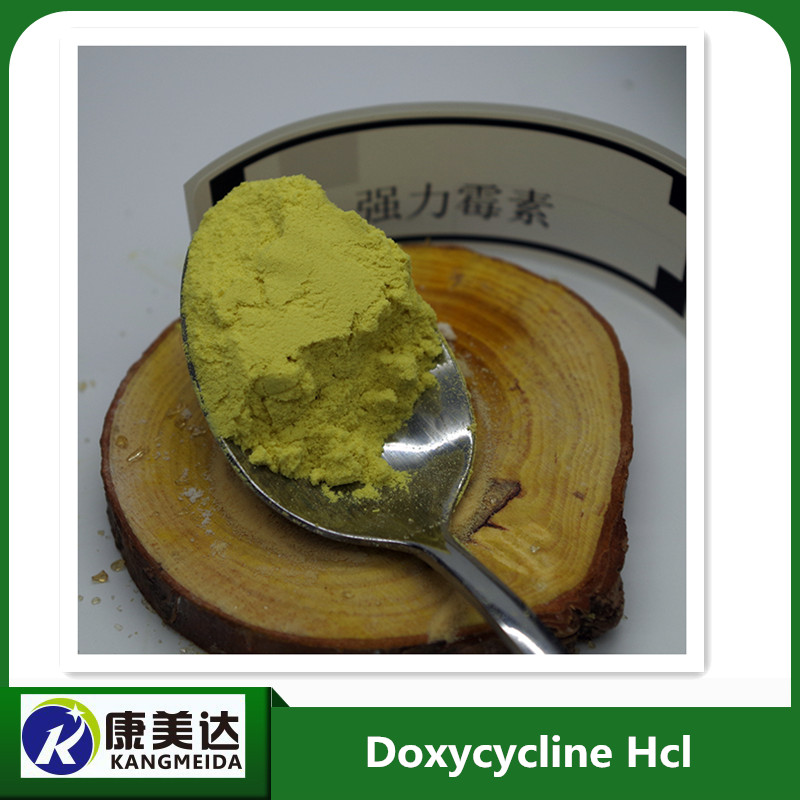 Factory supply 99% purity doxycycline powder for horses