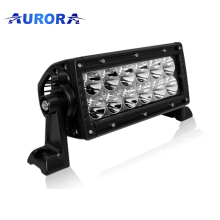 aurora high power light 6 inch offroad light bar auto spare parts