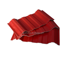 carbon fiber sound proof insulation terracotta upvc roof cover sheet