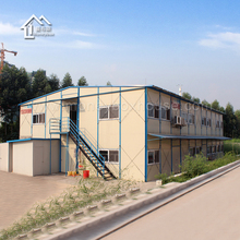 Easy assembly duplex sandwich panel myanmar low cost prefab house
