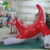 2016 PVC inflatable dragon , inflatable red dragon for promotion