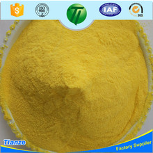 30% Light Yellow Poly Aluminium Chloride With ISO SGS