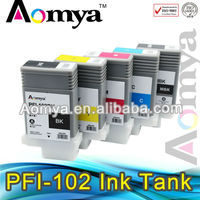 Wholesale for Canon pixma ip1000 Ink Cartridges pfi 102 Refill Ink Cartridge for Canon PG50