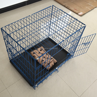 Large Bule Dog Crate , China Dog Cage ,High Quality Dog Kennel