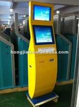 Dual Screen Mobile Kiosk HJL-3100A