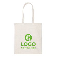 Latest product recyclable reusable custom organic cotton bag