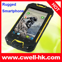 Snopow M8 IP68 Rugged Smartphone with PTT Walkie Talkie 4.5 Inch Android 4.2 MTK6589 Quad Core 3000Mah Battery