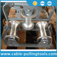 Cable Laying Guide Roller With 140*160 Aluminum Wheel