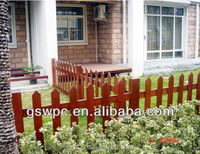 2015 HOT SALE WPC FENCE /RAILING