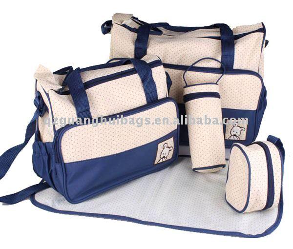 list manufacturers of 5 baby bag set buy 5 baby bag set get discount on 5 baby bag set. Black Bedroom Furniture Sets. Home Design Ideas