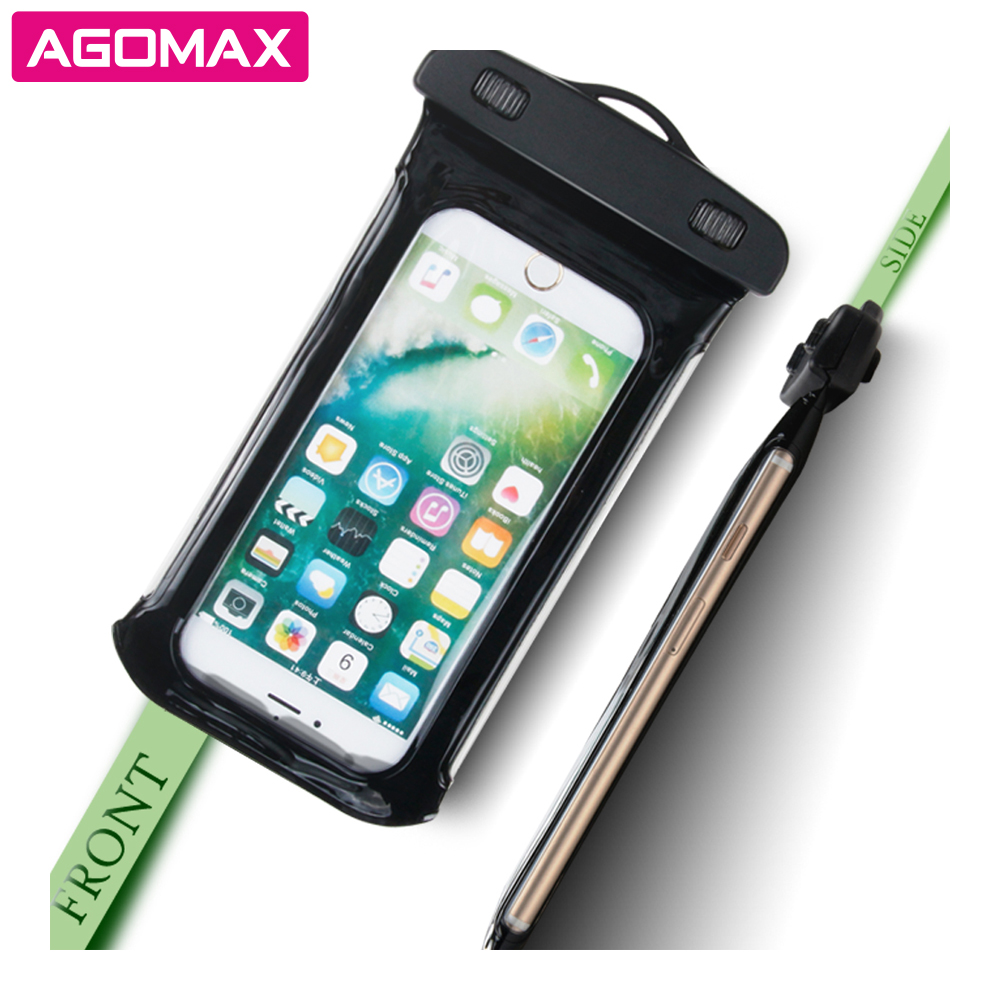 FREE SAMPLE Universal Water Proof PVC Mobile Phone Cases Dry Pouch ,Water Proof Cell Phone Bag