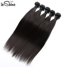 Pure Natural Full Cuticle Remy Virgin Hair Weave Unprocessed Wholesale Low Price