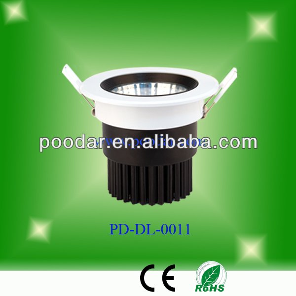 led downlight 30w 117mm cut out harga lampu downlight