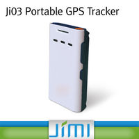 JIMI Free GPS Tracking System Long Life Battery Personal Locator Device Ji03