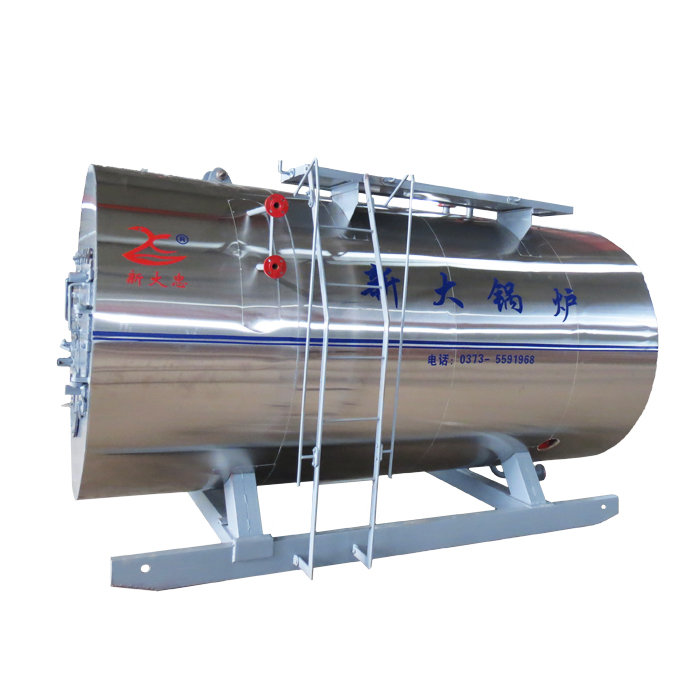 Saving Cost Gas Fired 1 T / Hr Boiler 1.0 Mpa