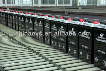 Green Power 100% Silicone Battery For Rail locomotive and passenger train power