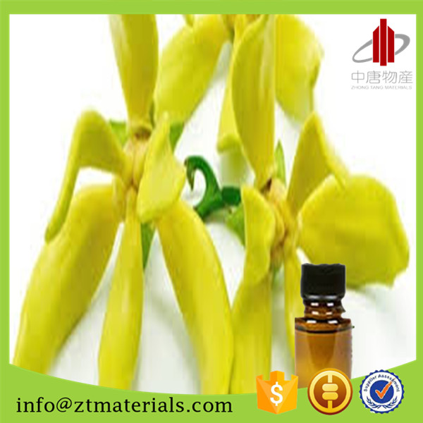 Body massage 100% plant extract perfume oil ylang ylang essential oil
