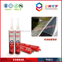 Free Samples Durable Windshield and Glass PU813 Sealer
