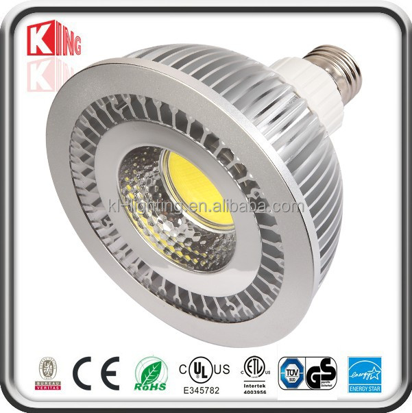 ETL CE RoHS COB LED par20 par30 par38 led grow light high power full spectrum