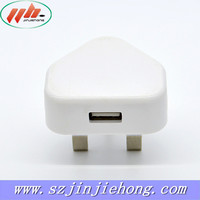 super fast mobile phone portable tablet charger travel usb wall charger for iphone uk charger