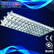 T8 led lights with louver