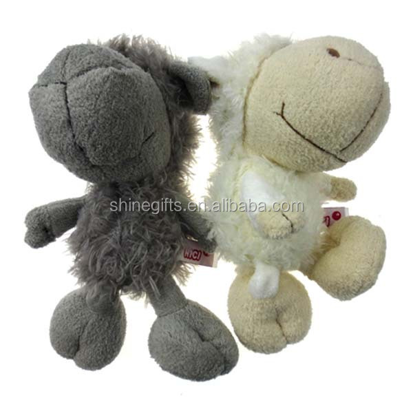 Funny plush sheep for kids