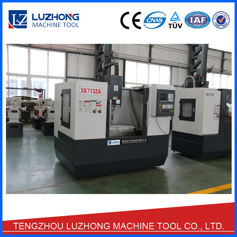 XK7132A Bed Type China CNC Milling Machine
