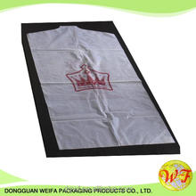 Large Dry Cleaning Clear Plastic Bag, PE Garment Packing Bag