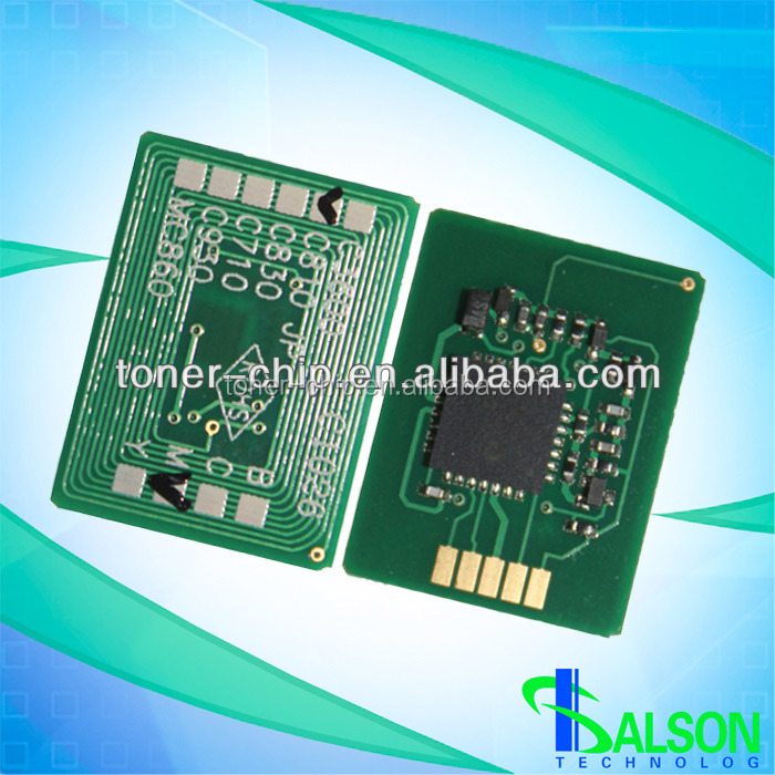 Hot sale high quality c831drum chip for oki c831 reset chip laser printer