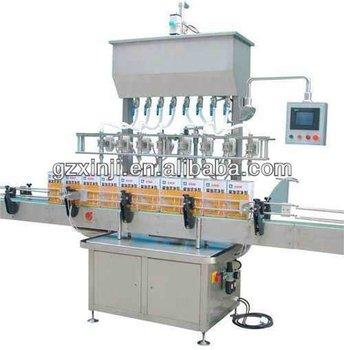 inline filling machine