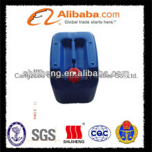 30L square closed top plastic fuel barrel