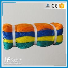 Pp/ Polyester/ Pp Multifilament/ Nylon Twisted Twine Ring Twister