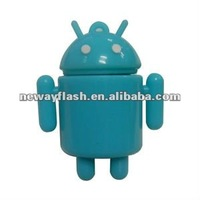 2012 New gift! Android robot usb flash drive / Android doll usb gadget