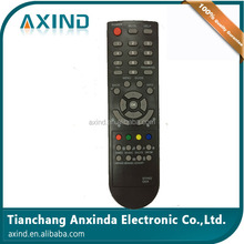 High quality DEN remote control with 42 keys for India market