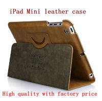 back cover case for ipad mini skin(Shenzhen factory and Paypal acceptable)