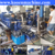pp dirty film plastic washing and single screw pelletizing machine
