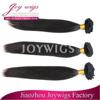 Factory price perfect black lady 100% virgin remy hair