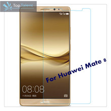 Color tempered glass screen protector for huawei mate 8 anti-spy screen protector for laptop