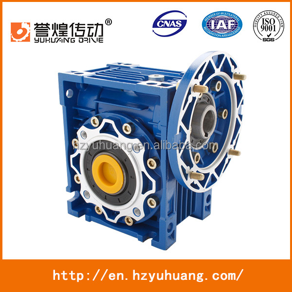 ISO9001 Cetificate Chinese Factory Supply Worm Gear Mini VF Series Speed Reducer Gearbox