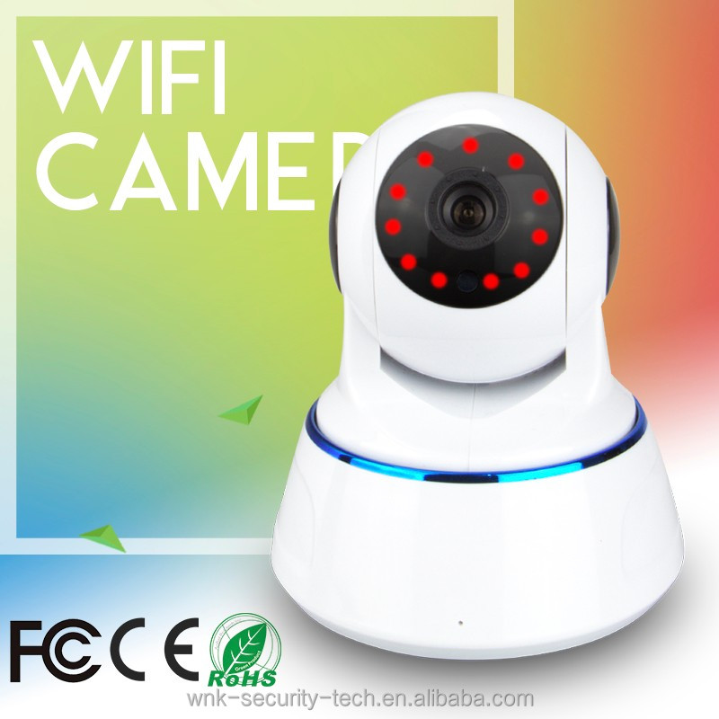 Vitevision HD wireless free APP software phone tablet PC viewing smart PTZ wifi ip camera