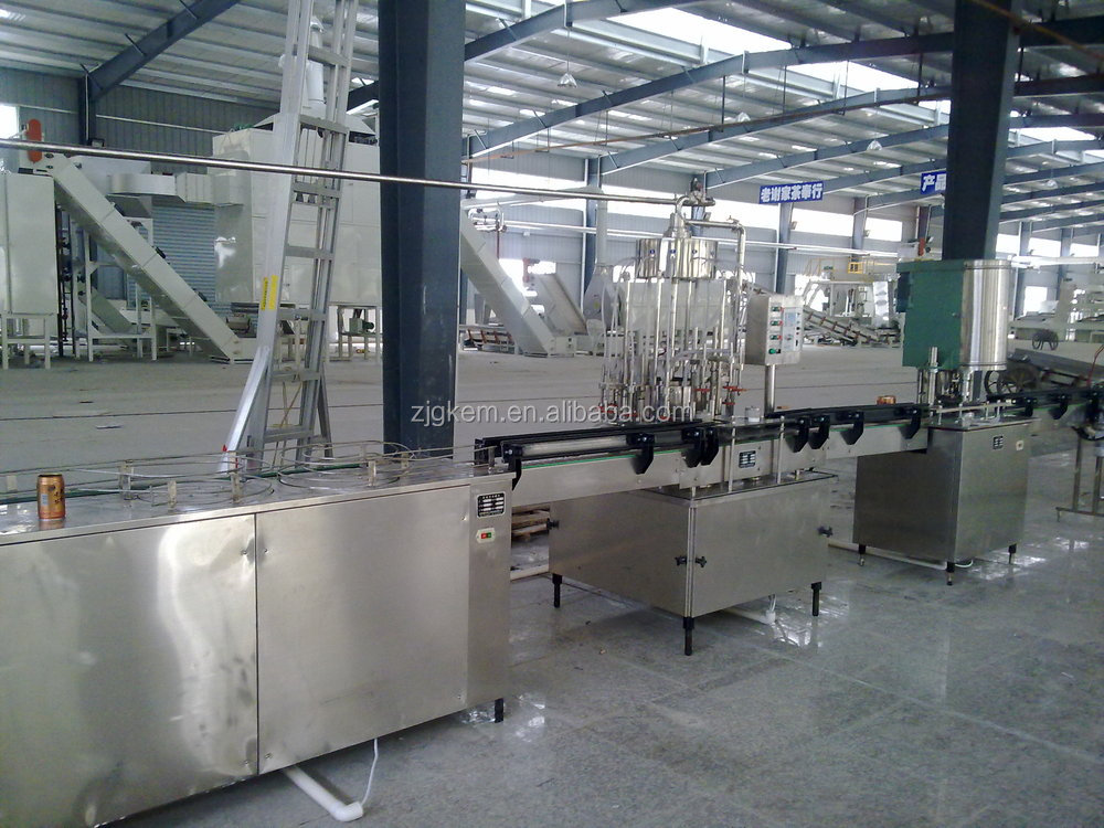 Latest brusher, decapper, washing, filling and capping barrel water filling line