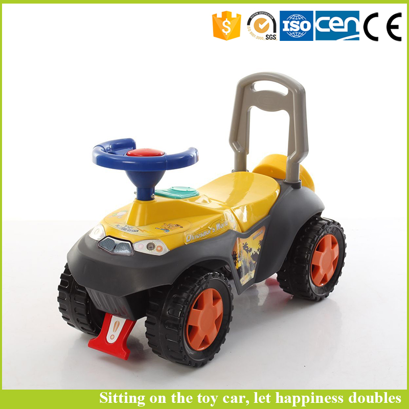 Baby toys musical ride on push car kids hot toys for christmas 2016