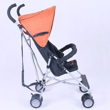 new style baby carriage/ baby stroller/ baby buggies made in china 2017 Best selling Luxury baby stroller with leather fabric